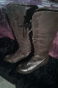Report Leather Boots (Like New) Stafford, 22554