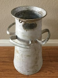 """Very Rare 23"""" Cream/Dairy Can by Armour Creameries Henderson, 89052"""
