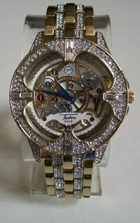 Men's Iced Bling Lab Diamonds Luxury Watch London, N6P 0E2