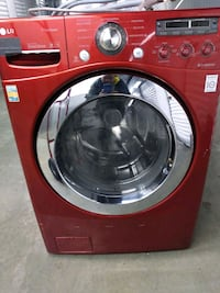 LG front load washer heavy duty 90 day warranty free delivery Capitol Heights, 20743