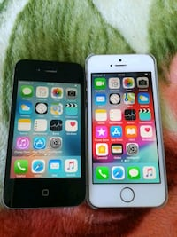 IPhone 5s 32 GB, iPhone 4s 16 GB Haga, 413 01