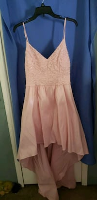 salmon pink formal size 15/16  Homosassa, 34446