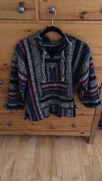 Real sweater from Peru size small  Cantley