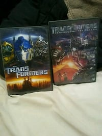 Transformers movies 1 & 2 Washington, 20020