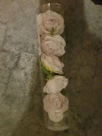 Floating rose decorations