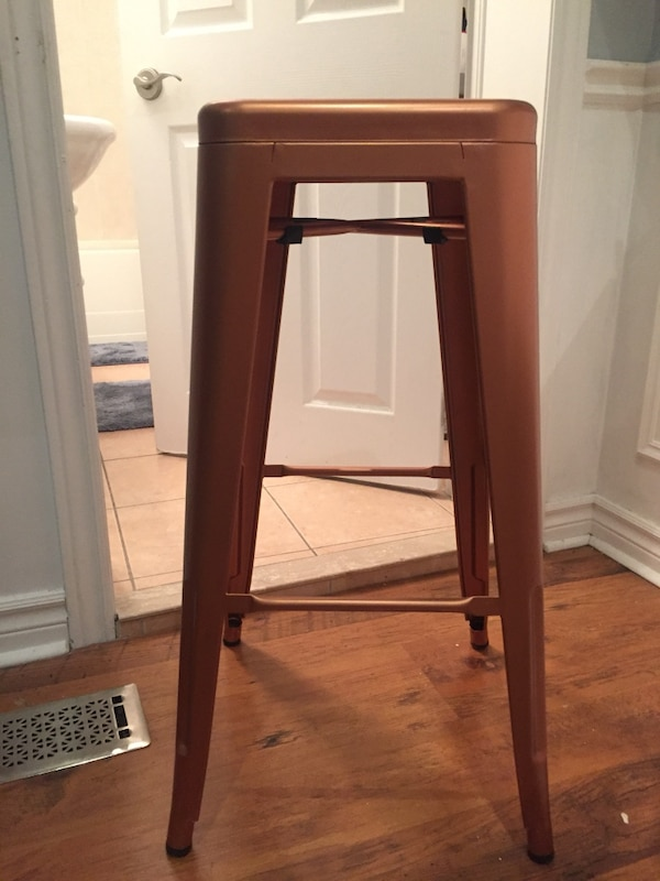 Oak Colored Bar Stools Counter With Backs Wooden Sitting Stool Wood Colorful Bright Coloured