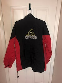 black and red Adidas jacket Pickering, L1V 5W9