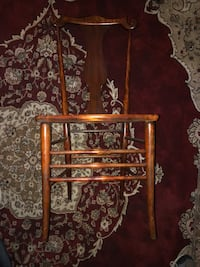 stunning ANTIQUE wood CHAIR Burbank, 91505