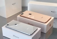 iPhone 8 HERE NOW plus  Toronto, M2N 4L5