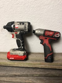 Drills, chargers, batteries Olathe, 66062