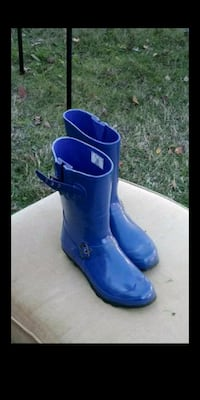 Size 10 leather sole rain/Everyday boots Norfolk