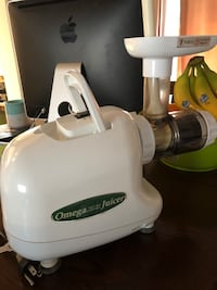 Omega 8003 Cold Press Masticating Juicer