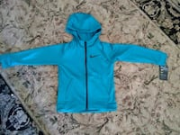 blue and black zip-up hoodie Commerce City, 80022