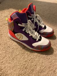 Zumba energy boom shoes