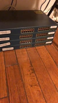 Cisco switch 3560 (L3) Arlington, 22204
