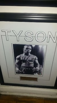 Mike Tyson (READ MORE INFO)⤴  Toronto