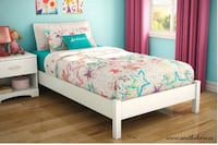 Brand new: twin Platform bed in box 43 km