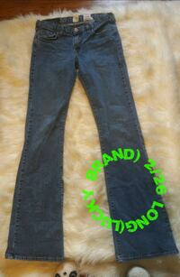 Luck brand jeans for weomen size 3 Oklahoma City, 73109