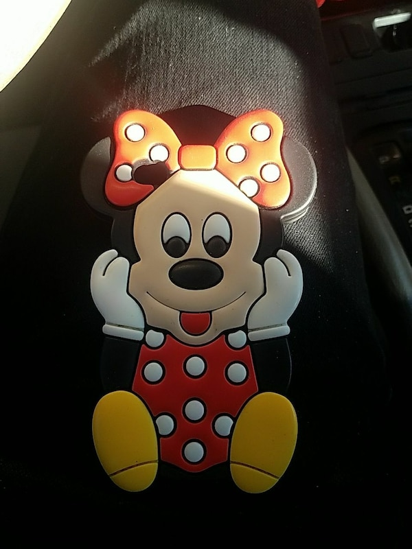 I phone s5. Mickey Mouse