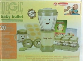 Baby Bullet set - New in box