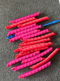 Magic hair curlers  Lye, 4347