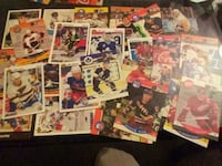 ice hockey trading card collectionn Maple Ridge, V2W 1K9