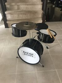 First Act Toddler Drum kit and stool Barrie, L4N 3W8