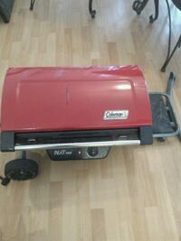 red and black Coleman gas grill Kelowna, V1X 6G9