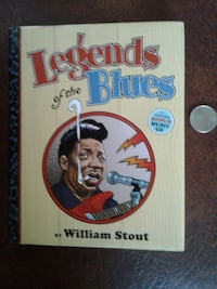 Signed Blues Book and sealed CD Norfolk, 23518