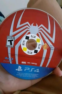 Marvel Spiderman for PS4
