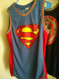 blue and red Superman tank top Takoma Park, 20912