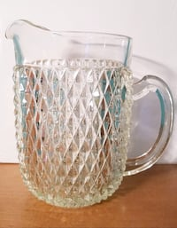 Glass Crystal Pitcher - Like New Fort Lauderdale, 33301