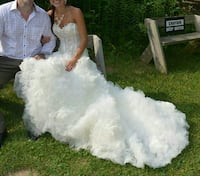 Demetrio Wedding gown!!  Cassopolis, 49031