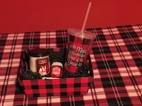 Christmas Plaid Basket Oklahoma City, 73122
