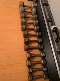 Dumbbell Set Kelowna, V1X 2V6