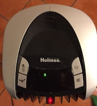 black and gray Holmes home appliance