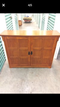 Shoes or wine armoire cabinet