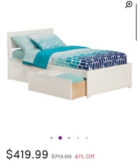 XL Twin Bed Chicago, 60640