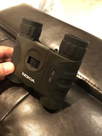 Nokia water/fog proof binoculars.