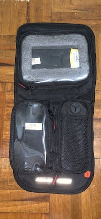 Motorcycle magnetic tank bag. Moving sale. Toronto, M5S