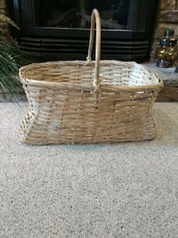 Wicker Basket Windsor, N9J 3M7