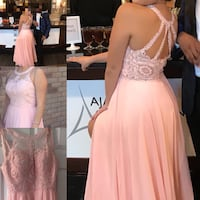 Prom/Graduation dress. Used ONCE. Excellent condition. $120 Ajax, L1Z 1J5