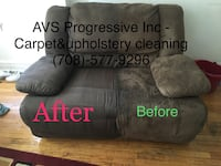 Upholstery cleaning Westmont