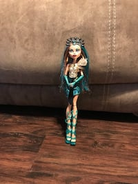 Monster High Nefera DeNile 1194 mi