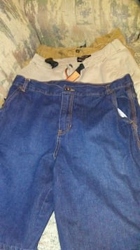 Like New Lot Of 3 Pairs Of Size 16 Shorts Somerville, 35670