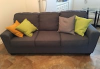 Sofa Couch Very Comfy excellent condition Los Angeles, 90041