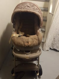 brow and gray Safety stroller Regina, S4N 0T9
