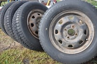 Winter Tires (used for only one season) Orillia