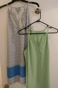 $18 for set of dresses. Size small