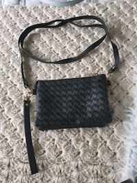 Cute Black Crossbody Purse Vaughan, L4H 2C6